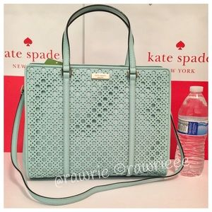 SALE New Kate Spade romy leather Satchel