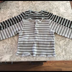 Petit Bateau Other - Two boys tops!  Designer brands.