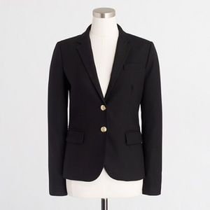 J.Crew Factory schoolboy blazer, size 6