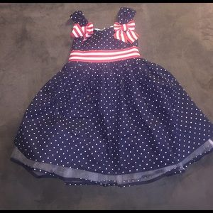 Bonnie Baby Other - Bonnie Baby Patriotic 🇺🇸🇺🇸🇺🇸 Dress