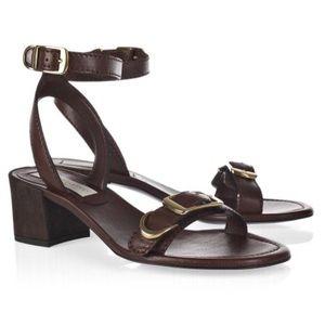 Stella McCartney Cork Heel Sandals