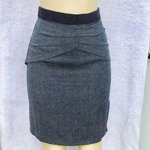 Dresses & Skirts - Grey pencil skirt