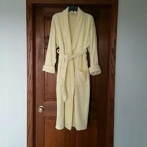 adonna Other - Adonna Terry cloth yellow robe size medium