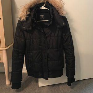 Finish Line Jackets & Blazers - Black winter coat