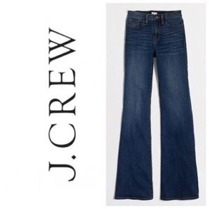 J. Crew Factory flare jeans
