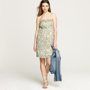 J. Crew Dresses & Skirts - J. Crew Silk Candace Dress in Teaberry Floral.