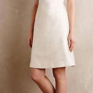 Paper Crown Dresses & Skirts - Anthropologie Paper Crown Shimmer Cressida Skirt 4