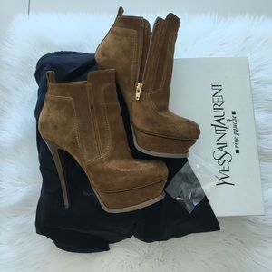 Yves Saint Laurent Shoes - YSL Boots 37