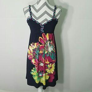 Moa Moa Dresses & Skirts - Floral Dress