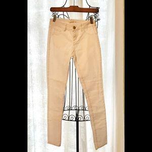 Designer Refuge White Skinny Jeans