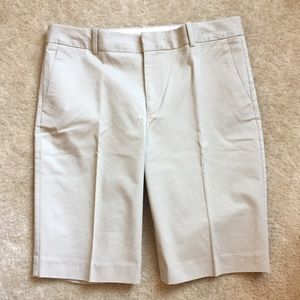 Eddie Bauer khaki walking shorts