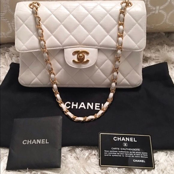 19030e0144eec6 CHANEL Handbags - ❗️huge price drop❗ ❗ Chanel double sided Flap Bag