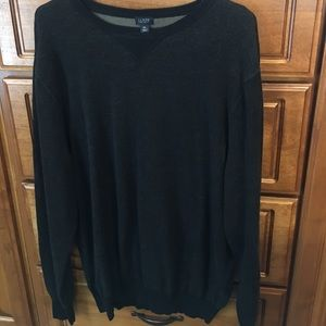 J. Crew Other - J. Crew NY Men's Black Cotton Sweater XL New
