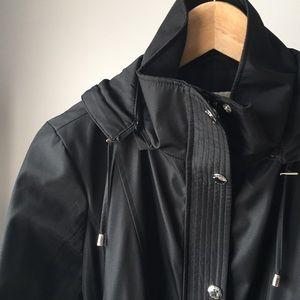 Michael Kors Belted Rain Jacket