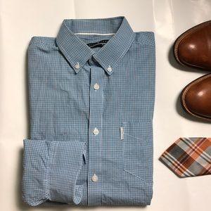  Men's Five-Four Button Down - Light Blue