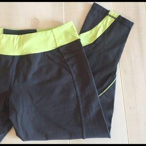 Kyodan Pants - Kyodan capri workout leggings.  Size S