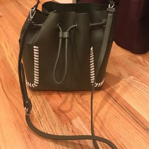 Never used Zara bucket bag