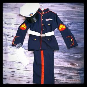 Other - Marines boy outfit, size 5/6