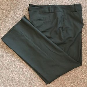 Anne Taylor Pants - Anne Taylor 12P Signature Black Dress Pants