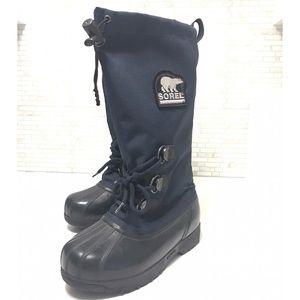 RESERVED ❤Sorel Blue Boots Snowfall 7 Snow/rain