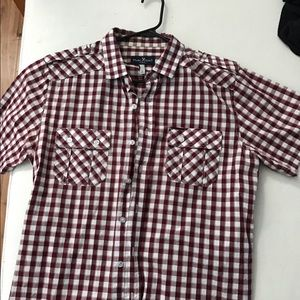 marc ecko cut and sew Other - Marc ecko cut&Sew short sleeve red classic shirt