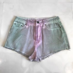 BDG Pants - BDG High Waisted Shorts
