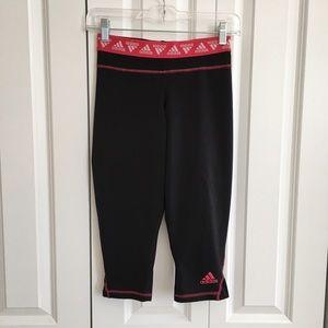 Adidas capri leggings