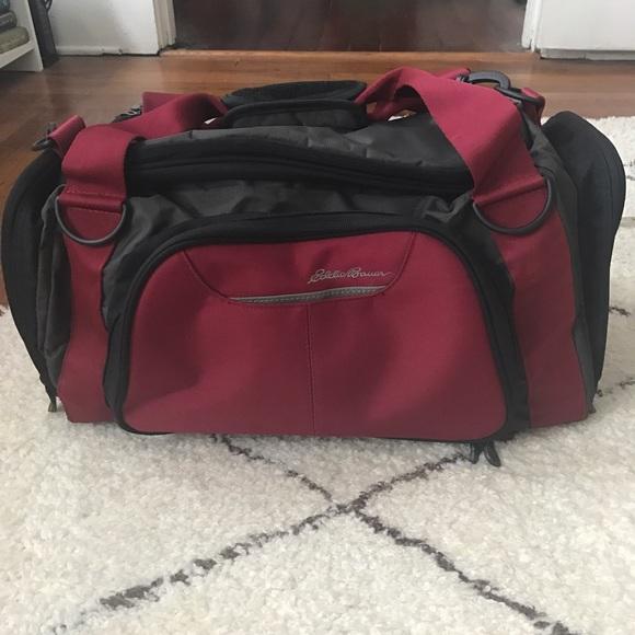 Eddie Bauer Handbags - Eddie Bauer Duffle Bag b2d6f4ece9c23