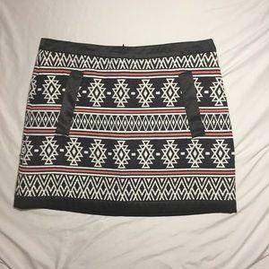 Forever 21 Dresses & Skirts - Forever 21 Patterned Skirt