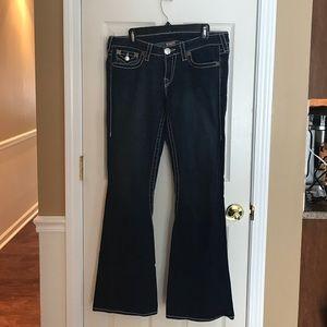 True Religion Denim - True Religion Joey Big T jeans