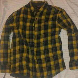 Tony Hawk Long Sleeve Flannel Shirt!