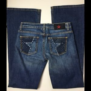 People's Liberation Bella Bootcut Jeans