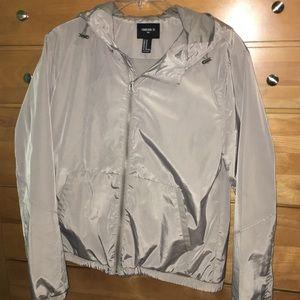 SALE ⭐️ Forever 21 men's windbreaker bomber jacket