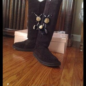Bird by Juicy Couture Shoes - NEW Brown Juicy Couture boots