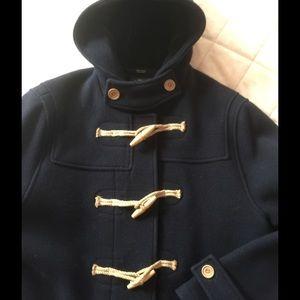 249034576 NEW! Ralph Lauren Duffle Jacket MEN's NWT