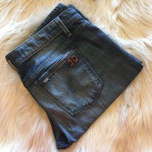 """Joe's Jeans Denim - Joe's Jeans """"The Rocker"""" Distressed"""