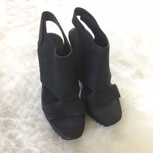 Vince Camuto sandal wedges