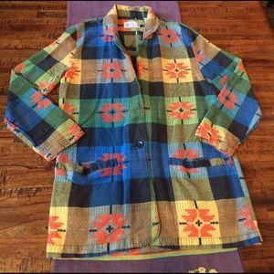 Embroidered Guatemalan Inspired Shirt