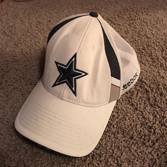 eb8889787 Dallas Cowboys Reebok Hat. M 58977a332de512051d01273c. Other Accessories ...