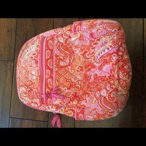 Vera Bradley Paisley Sorbet Mini Bookbag Purse