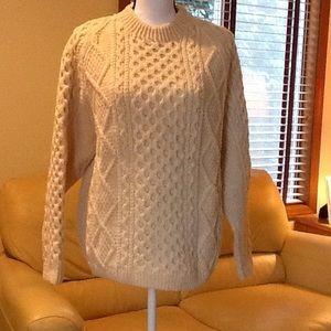 Bunratty Sweaters - Handknit sweater made in Ireland