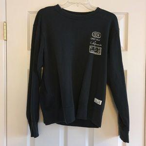 Uniqlo Other - UNIQLO Almond Surfboards collab sweatshirt