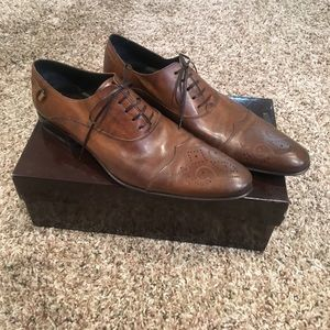 Doucal's Other - Doucal's Cognac Lace up