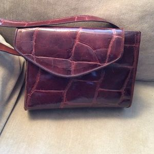 Handbags - Beautiful Italian leather Crossbody bag