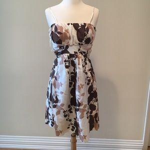 Max & Cleo Dresses & Skirts - Max & Cleo silk strapless dress