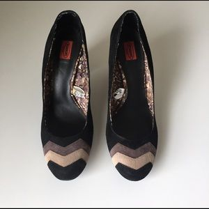 Missoni Shoes - Missoni for Target Suede Pumps
