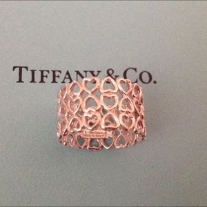 Tiffany & Co. Jewelry - Tiffany & Co. Paloma Picasso Heart Ring