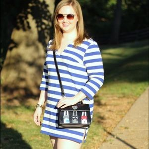J. Crew Dresses - J. Crew Striped Tunic
