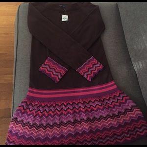 Girls Gap Sweater Dress -NWT