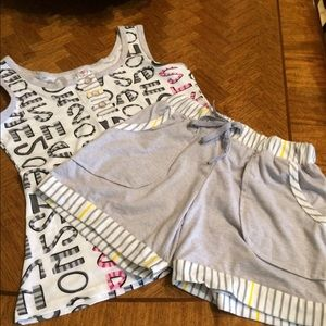 Other - Cute pajama set